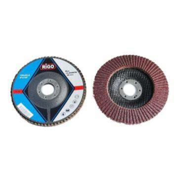 百叶轮,氧化铝 100×16mm 80#,DFA 100 80