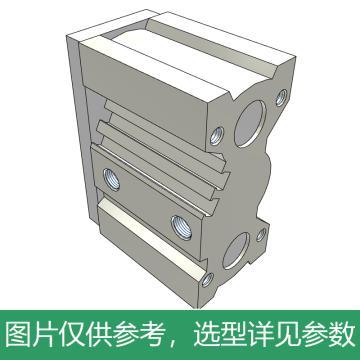 SMC 气缸,MGQM25-20