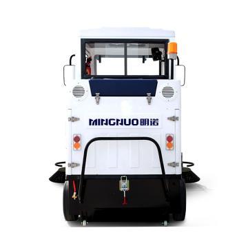 明诺全封闭电动驾驶式扫地机,MN-E800FB