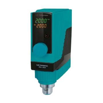 杰奥特 搅拌器,数显,最大搅拌量20L,80~2000rpm,MSA-0420,PTFE螺旋桨