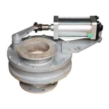 郑州鼎盛 摆动式陶瓷进料阀A型,BZ643TC ,DN300