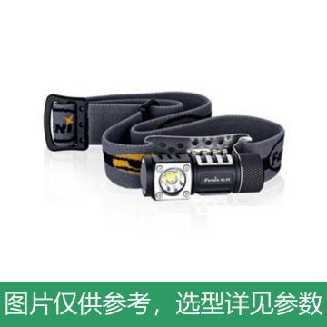 Fenix 双光源LED防水头灯 HL50 XM-L2 T6黑色365lm 含1AA电池延长筒、防脱扣,不含电池,单位:个