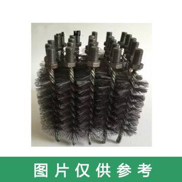 锅炉烟管钢丝刷,M12*&65