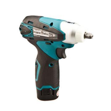 牧田充电式冲击扳手,110Nm 0-2300rpm 适于M8-M12,10.8V,TW100DWE