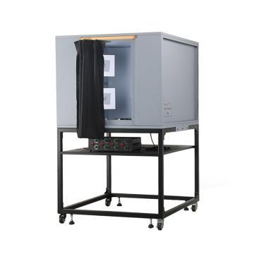 三恩时3NH 广角镜头灯箱,可调照度、不可调色温,VC-118-S