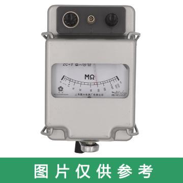 梅格 绝缘兆欧表,ZC-7 250V/250MΩ