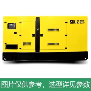能电LEES 柴油发电机组,主用功率160kW,备用功率176kW,三相230/400V,静音款,LSY220S3-静音款