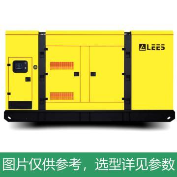 能电LEES 柴油发电机组,主用功率260kW,备用功率288kW,三相230/400V,静音款,LSY360S3-静音款