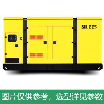 能电LEES 柴油发电机组,主用功率288kW,备用功率320kW,三相230/400V,开架款,LSY412S3-开架款
