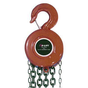 虎力 标准型手拉葫芦,额定载重(T):0.5,HCB05