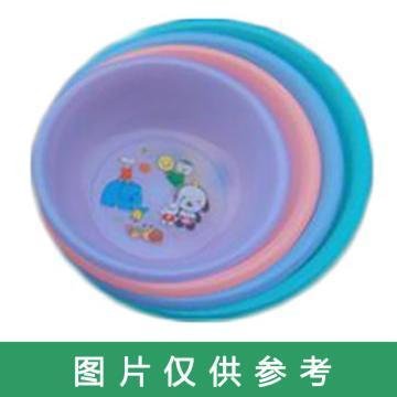 西域推荐 塑料盆,直径:20cm,售完即止