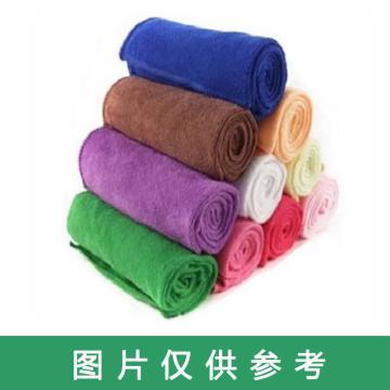 超细纤维无尘布,40*40cm,不掉毛,吸水强,随机颜色,售完即止