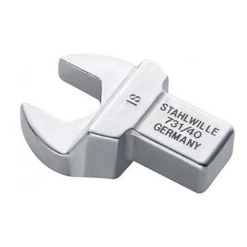 """达威力 插入式开口扳手头,1∕2"""",58614032,731A/40 1/2"""