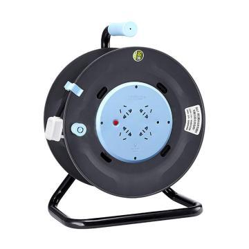 公牛BULL 线盘,工程系列过热保护(新国标),GN-804 50米