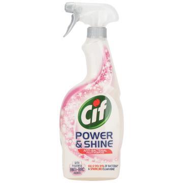 晶杰 抗菌喷雾清洁剂,67107755 700ML 6瓶/箱 单位:箱