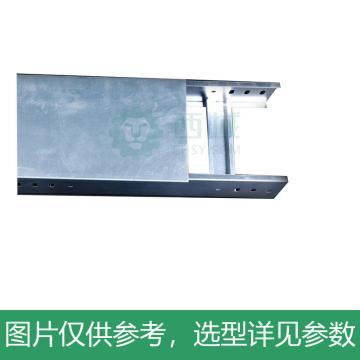 天瑶 镀锌梯级式桥架,400*50*1.5,桥架默认2米/根,特殊规格请备注