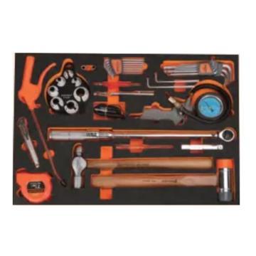 钢盾 37件保养工具托组套,S025052