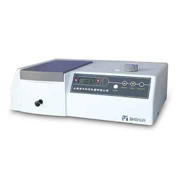 菁华 7230G可见分光光度计,标配外置专用热敏纸打印机,送电脑软件
