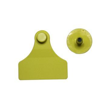蓝创 高端防篡改种母猪耳标1#+17#,免费定制,可选颜色:黄、橙、红、蓝、绿、白