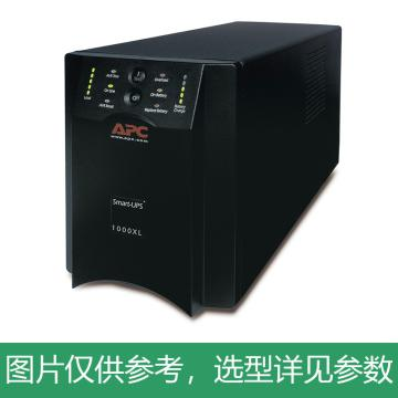 APC UPS电源,Smart-UPS 1000VA,长效机,SUA1000UXICH