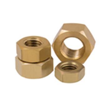 耀盛 铜螺母,GB/6170-2000,M4(500个)