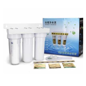 比丽尔 净水器,QZ02 3级10寸挂式净水器 1个/袋 单位:袋