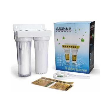 比丽尔 净水器,QZ01 2级10寸挂式净水器 1个/袋 单位:袋