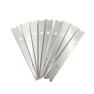 白云 地板铲刀刀片,10片/盒 长:10cm 单位:盒
