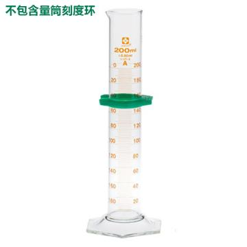 柴田科学(SHIBATA) 高精度量筒 200ml(1个),6-237-07,6-237-07