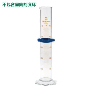 柴田科学(SHIBATA) 高精度量筒 500ml(1个),6-238-02,6-238-02