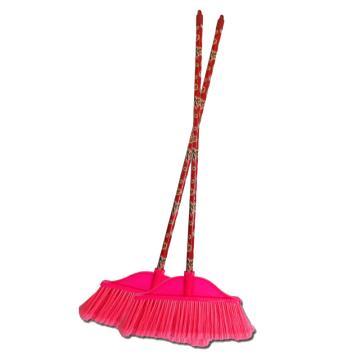 奇正 木柄塑料扫把,头长:31cm 杆长:85cm 单位:把