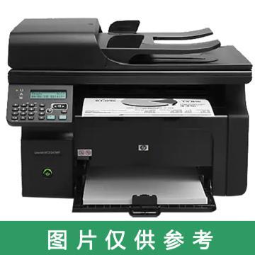 惠普 打印机激光器,1216nfh-3