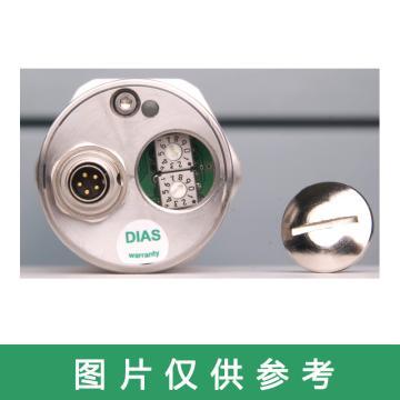 DIAS 双色红外测温仪,DSR44N+2米12芯+RS485通信线 +安装支架