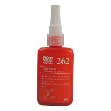 耐特 螺纹锁固剂,NT262,50ml/支