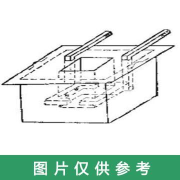 永红 工业盐炉电极,900*80*675MM,弯头200MM