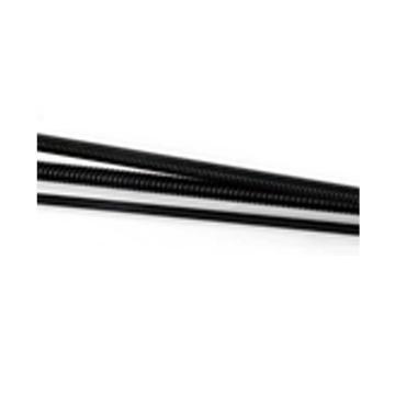 大路 高强度8.8级DIN975全螺纹丝杆 ,M20-2.5*1000 发黑5支/捆