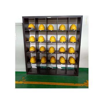 ARTOOLS 安全帽摆放架,1850×390×1850mm(冷轧钢板),个