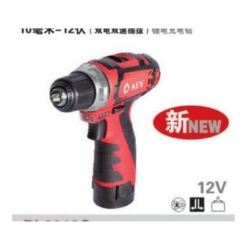 吉浔 12V锂电钻,JX-6943