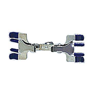 亚速旺(ASONE)磁制滴定管架用配件 部件2个架用夹(马蹄形)(1个),6-255-02