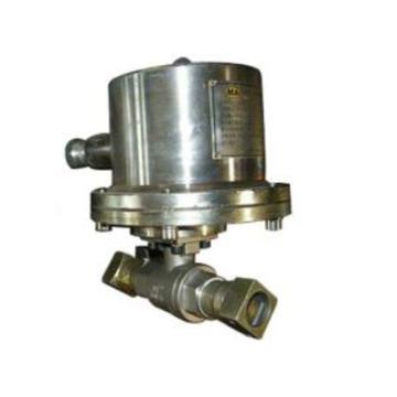 海特 矿用自动洒水降尘装置配套矿用本安型电动球阀,煤安证号:MAJ100126