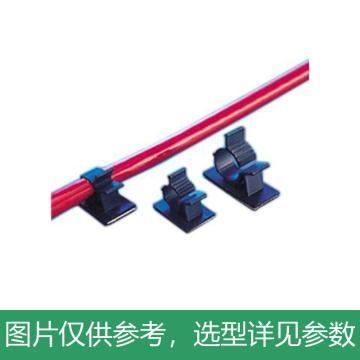 凯士士KSS 可调式配线固定座,22.2-25.4,100个/包