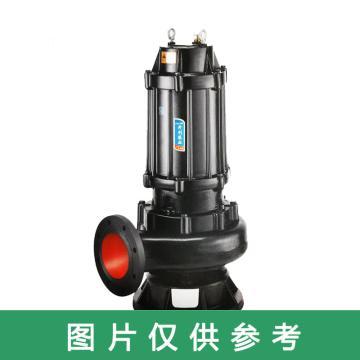 开利 球墨铸铁污水污物潜水泵 WQ10-15-1.5