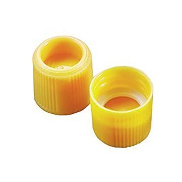 亚速旺(ASONE)样品管用盖子 T502Y (1000支/箱),3-7005-18