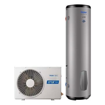 海尔 200L节能王系列空气能热水器,KF70/200-E1,220V,额定制热量3200W。一价全包
