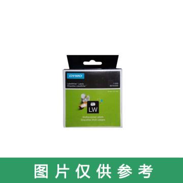 达美 不干胶热敏标签纸(2卷/盒),S0722370(99010)尺寸:89*28mm