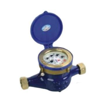 埃美柯/AMICO 铁壳旋翼湿式冷水表(防倒),LXS-15E,丝口连接,销售代号:082Q-DN15