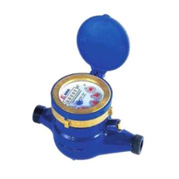 埃美柯/AMICO 铁壳旋翼干式热水表,LXSGR-50E,丝口连接,销售代号:064-DN50