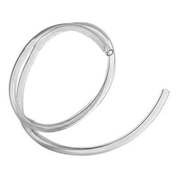 硅胶管,兰格,24#,内径:6.4mm,壁厚:2.5mm