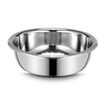 潘帕斯 不锈钢盆,304材质 45cm 单位:个