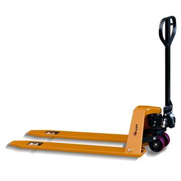 虎力 虎力低放型手动液压搬运车 载重(kg):2000 货叉尺寸(mm):540*1150,HPL20S